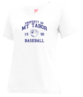 Mt Tabor High School V-neck Shirts