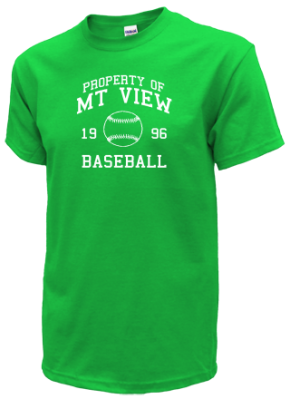Mt View High School T-Shirts