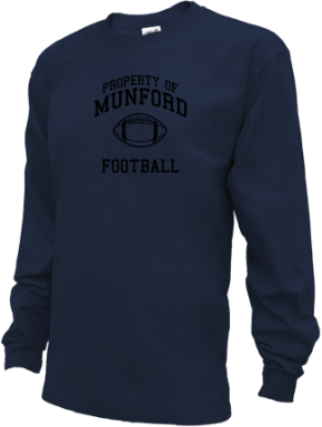 Munford Middle School Kid Long Sleeve Shirts