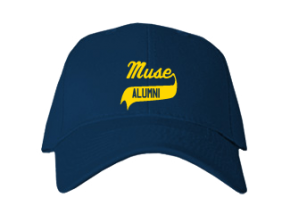 Muse Elementary School Embroidered Baseball Caps