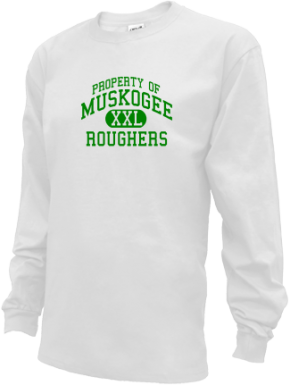 Muskogee 7th & 8th Grade Center Kid Long Sleeve Shirts