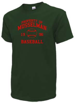 Musselman High School T-Shirts