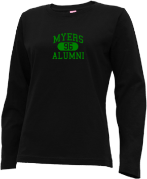 Myers Middle School Long Sleeve Shirts