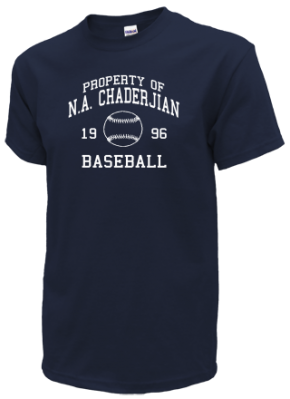 N.a. Chaderjian High School T-Shirts
