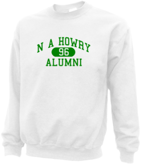 N A Howry Middle School Sweatshirts