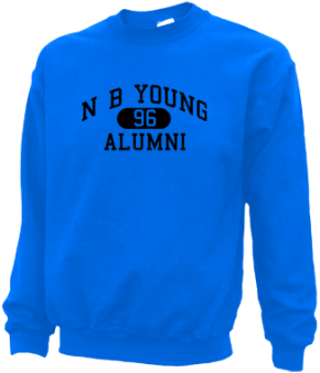 N B Young Middle Magnet School Sweatshirts