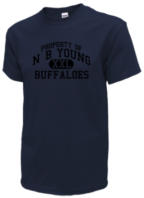 N B Young Middle Magnet School Kid T-Shirts