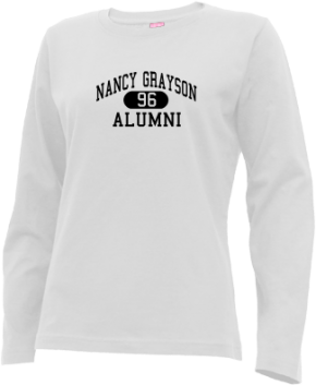Nancy Grayson Elementary School Long Sleeve Shirts