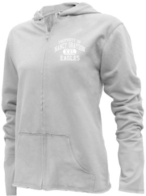 Nancy Grayson Elementary School Girls Zipper Hoodies