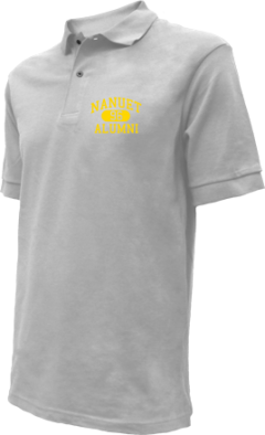 Nanuet High School Embroidered Polo Shirts