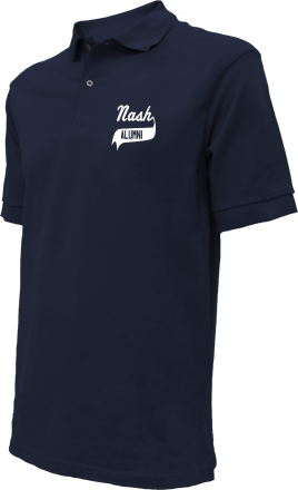 Nash Elementary School Embroidered Polo Shirts