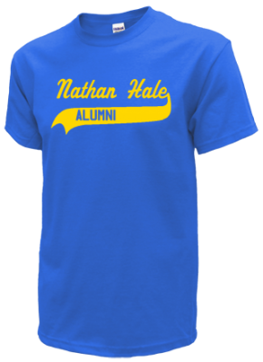 Nathan Hale Middle School T-Shirts