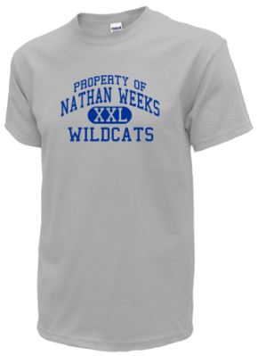 Nathan Weeks Middle School T-Shirts