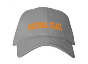National Trail High School Kid Embroidered Baseball Caps