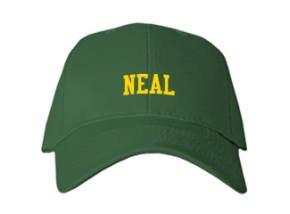 Neal Middle School Kid Embroidered Baseball Caps
