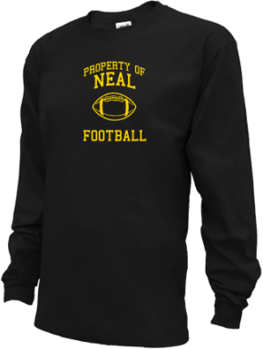Neal Middle School Kid Long Sleeve Shirts