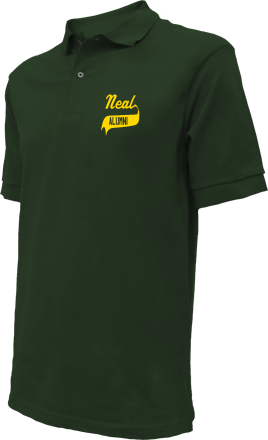 Neal Middle School Embroidered Polo Shirts