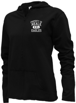 Neale Elementary School Girls Zipper Hoodies