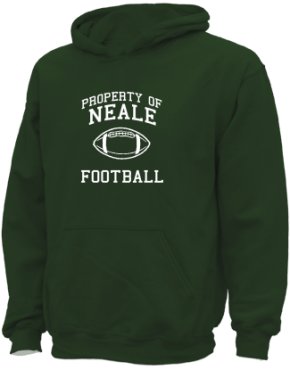 Neale Elementary School Kid Hooded Sweatshirts