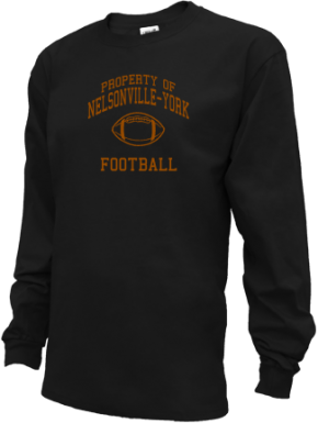 Nelsonville-york High School Kid Long Sleeve Shirts