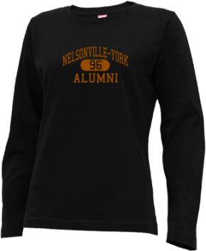 Nelsonville-york High School Long Sleeve Shirts