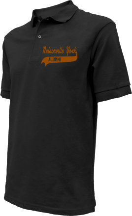 Nelsonville-york High School Embroidered Polo Shirts