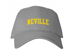 Neville High School Kid Embroidered Baseball Caps