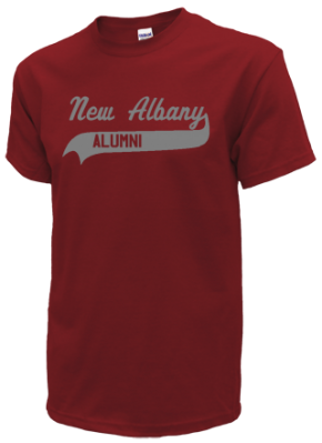 New Albany Middle School T-Shirts