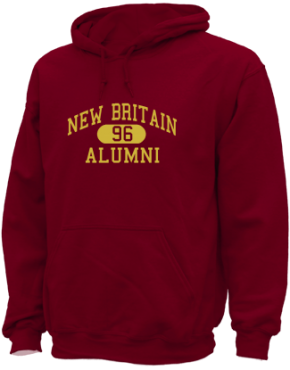 New Britain High School Hoodies