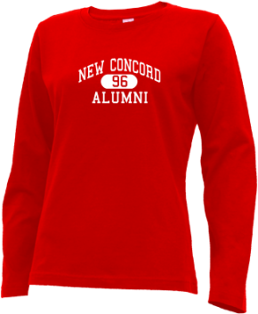 New Concord Elementary School Long Sleeve Shirts