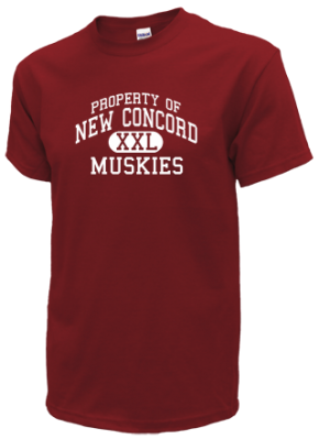 New Concord Elementary School Kid T-Shirts