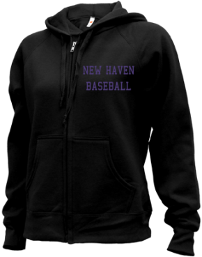 New Haven High School Zip-up Hoodies