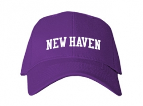 New Haven High School Kid Embroidered Baseball Caps