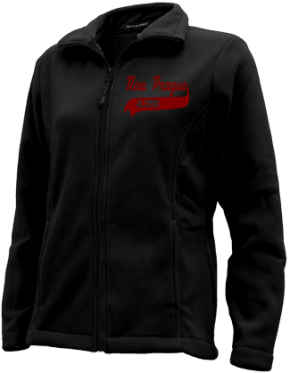 New Prague Middle School Embroidered Fleece Jackets