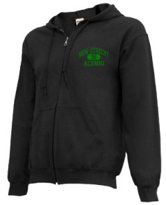 New Utrecht High School Zip-up Hoodies