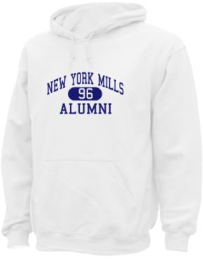 New York Mills High School Hoodies