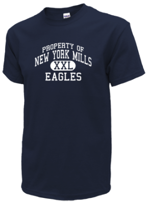 New York Mills High School Kid T-Shirts
