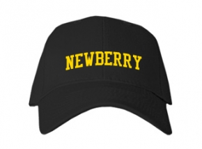 Newberry High School Kid Embroidered Baseball Caps