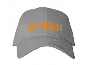 Newton Falls High School Kid Embroidered Baseball Caps