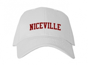 Niceville High School Kid Embroidered Baseball Caps