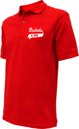 Nichols Middle School Embroidered Polo Shirts
