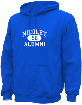 Nicolet High School Hoodies