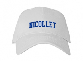 Nicollet High School Kid Embroidered Baseball Caps