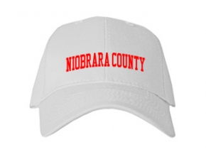 Niobrara County High School Kid Embroidered Baseball Caps