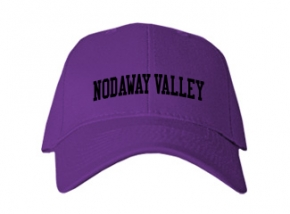 Nodaway Valley High School Kid Embroidered Baseball Caps