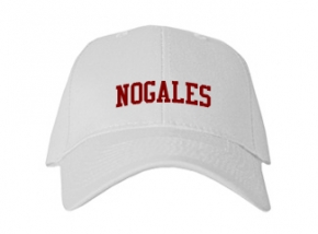Nogales High School Kid Embroidered Baseball Caps