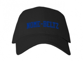 Nome-beltz High School Kid Embroidered Baseball Caps