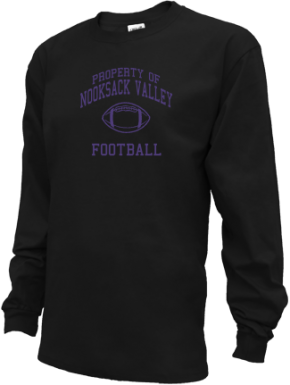 Nooksack Valley Middle School Kid Long Sleeve Shirts
