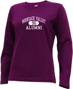 Nooksack Valley Middle School Long Sleeve Shirts
