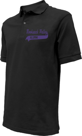 Nooksack Valley Middle School Embroidered Polo Shirts